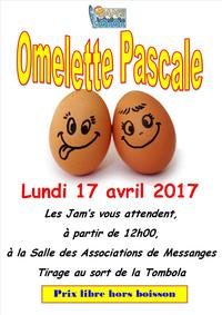 affiche omelette 2017