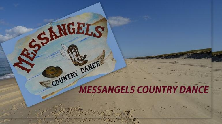 Messangels Country Dance